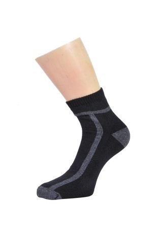 Pack of 2 Ankle Terry Socks