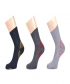 Pack Of 3 Ankle Length Terry Socks