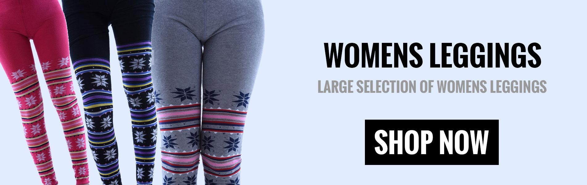 Womens Leggings